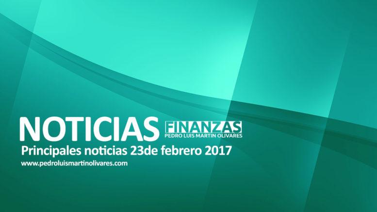 Principales noticias 23 de febrero 2017 777x437 - Principales noticias 23 de febrero 2017