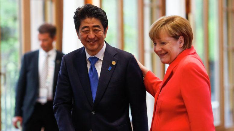 Alemania y Japón abogan por el libre comercio para fortalecer el crecimiento 777x437 - Alemania y Japón abogan por el libre comercio para fortalecer el crecimiento