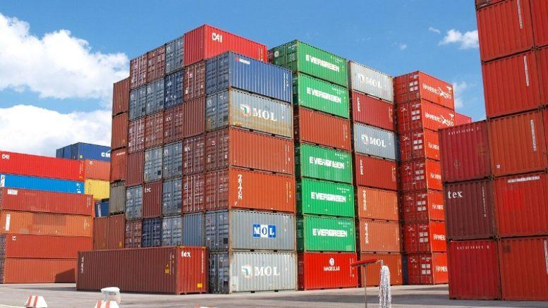 677 contenedores de alimentos arribaron al país 777x437 - 677 contenedores de alimentos arribaron al país