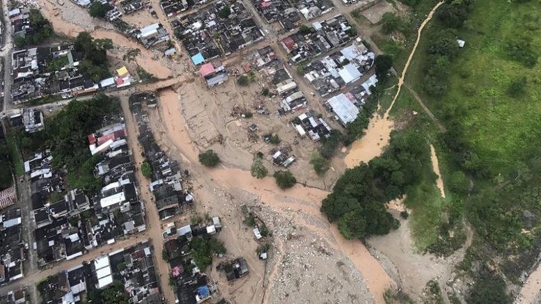 BBVA ayudará a damnificados de Mocoa 777x437 - BBVA ayudará a damnificados de Mocoa
