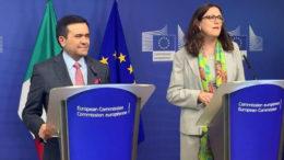 México y UE prevén concluir modernización de acuerdo comercial 260x146 - México y UE prevén concluir modernización de acuerdo comercial
