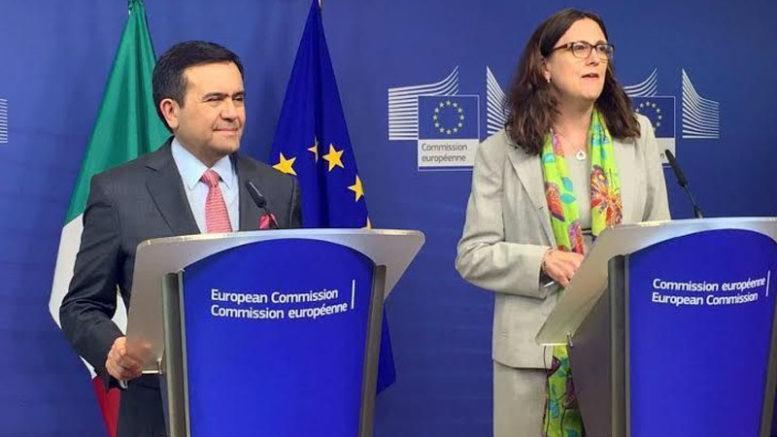 México y UE prevén concluir modernización de acuerdo comercial 777x437 - México y UE prevén concluir modernización de acuerdo comercial