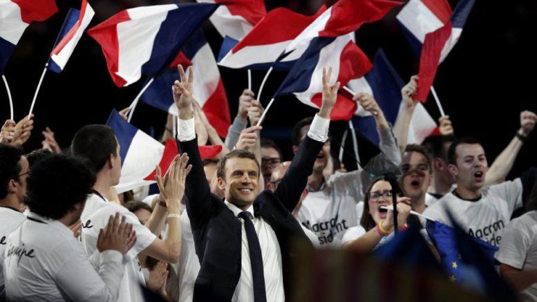 Macron promete defender a Europa y sus empresas 777x437 - Macron promete defender a Europa y sus empresas