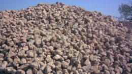 30 mil toneladas de bauxita son transportadas por el río Orinoco 260x146 - 30 mil toneladas de bauxita son transportadas por el río Orinoco