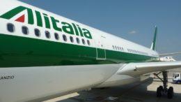 Alitalia saca cuentas para sobrevivir 260x146 - Alitalia saca cuentas para sobrevivir