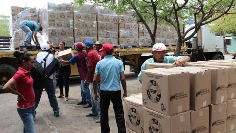 CLAP llegaron a más de 39 mil familias en Trujillo 777x437 - CLAP llegaron a más de 39 mil familias en Trujillo