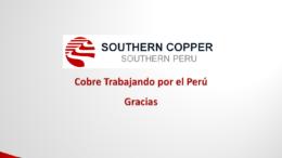 Southern Copper confirma inversión de US 1400 millones en Perú 260x146 - Southern Copper confirma inversión de US$ 1,400 millones en Perú