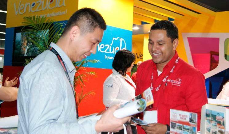 Venezuela exhibió potencial turístico en Beijing 745x437 - Venezuela exhibió potencial turístico en Beijing