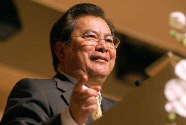 La peligrosa advertencia de un exministro tailandés - La peligrosa advertencia de un exministro tailandés