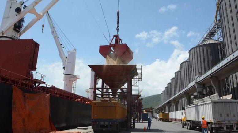 31 mil toneladas de trigo ruso arribaron al país 777x437 - 31 mil toneladas de trigo ruso arribaron al país