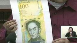 Billete de Bs. 100 mil saludará a los venezolanos esta semana 260x146 - Billete de Bs. 100 mil saludará a los venezolanos esta semana