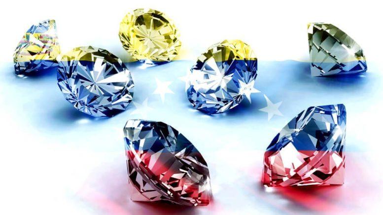 Pase libre Venezuela iniciará comercialización de diamantes 777x437 - ¡Pase libre! Venezuela iniciará comercialización de diamantes