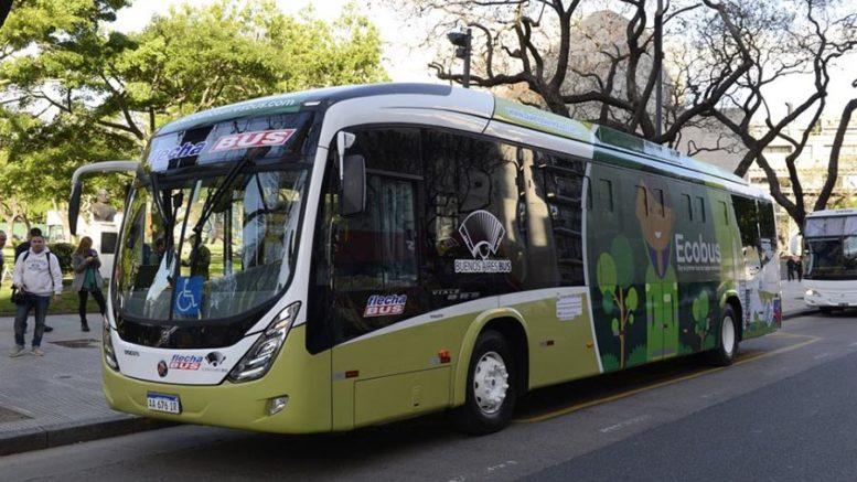 WAO Argentina estrena primer autobús híbrido de pasajeros 777x437 - ¡WAO! Argentina estrena primer autobús híbrido de pasajeros