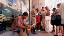 122 de los brasileños están desempleados 260x146 - 12,2% de los brasileños están desempleados