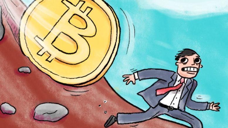 Bitcoin inició la semana en picada 777x437 - Bitcoin inició la semana en picada