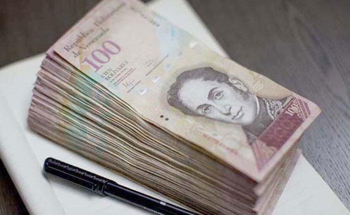 Billete de cien bolívares sigue vivo - Billete de cien bolívares sigue vivo