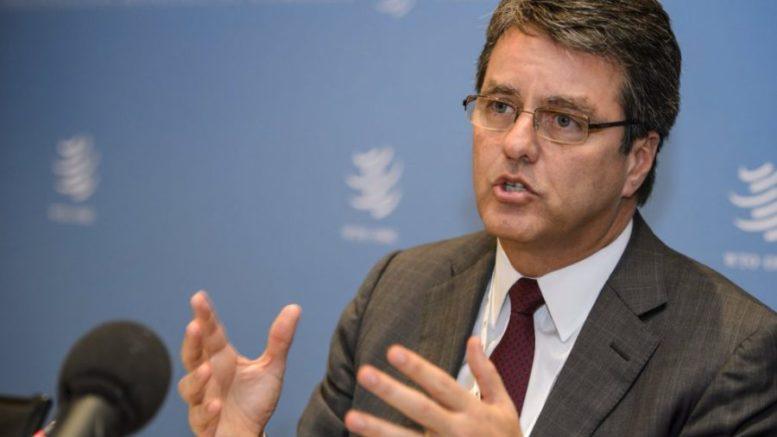 """Director de la OMC cree que el riesgo de una guerra comercial ha aumentado 777x437 - Director de la OMC cree que el riesgo de una """"guerra comercial"""" ha aumentado"""