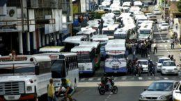 El transporte se manifestó respecto al uso del Petro en el sector 260x146 - El transporte se manifestó respecto al uso del Petro en el sector