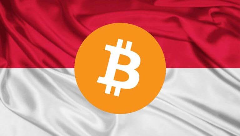 En Indonesia hay más inversores de bitcoins que operadores bursátiles 768x437 - En Indonesia hay más inversores de bitcoins que operadores bursátiles