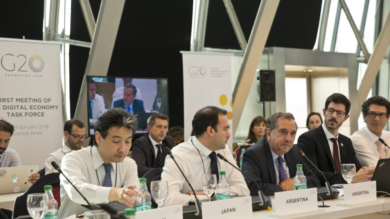 Más de 100 países buscarán consenso tributario sobre economía digital para 2020 777x437 - Más de 100 países buscarán consenso tributario sobre economía digital para 2020