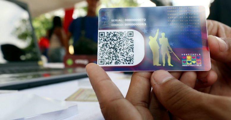 """Masificarán el """"Carnet de la Patria"""" como método de pago 777x405 - Masificarán el """"Carnet de la Patria"""" como método de pago"""