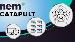 NEM anunció lanzamiento de Catapult la nueva actualización para su Blockchain 260x146 - NEM anunció lanzamiento de Catapult, la nueva actualización para su Blockchain