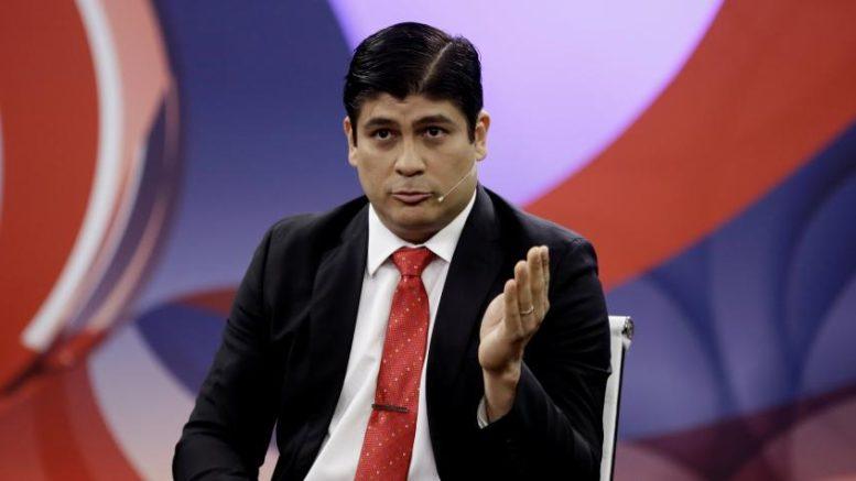 Empresarios costarricenses lanzan petición a Carlos Alvarado 777x437 - Empresarios costarricenses lanzan petición a Carlos Alvarado